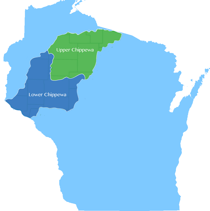 Wisconsin Chippewa River Valley Basin